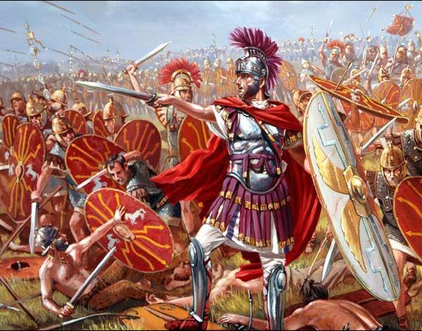 L'armée de Rome : Légion de Rome Force et Honneur